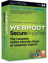 Webroot SecureAnywhere Antivirus Coupon