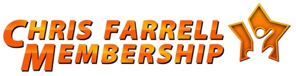Chris Farrell Membership discount