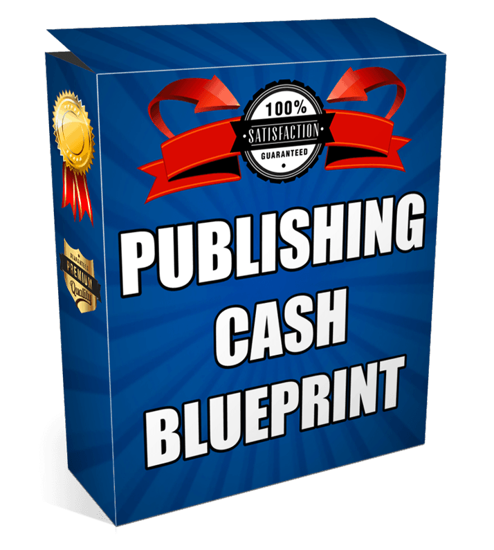 Publishing Cash Blueprint discount