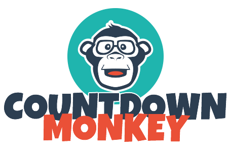 Countdown Monkey discount