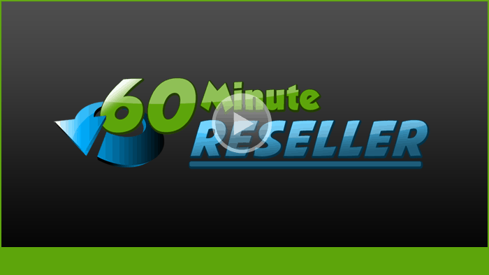 60 Minute Reseller coupon