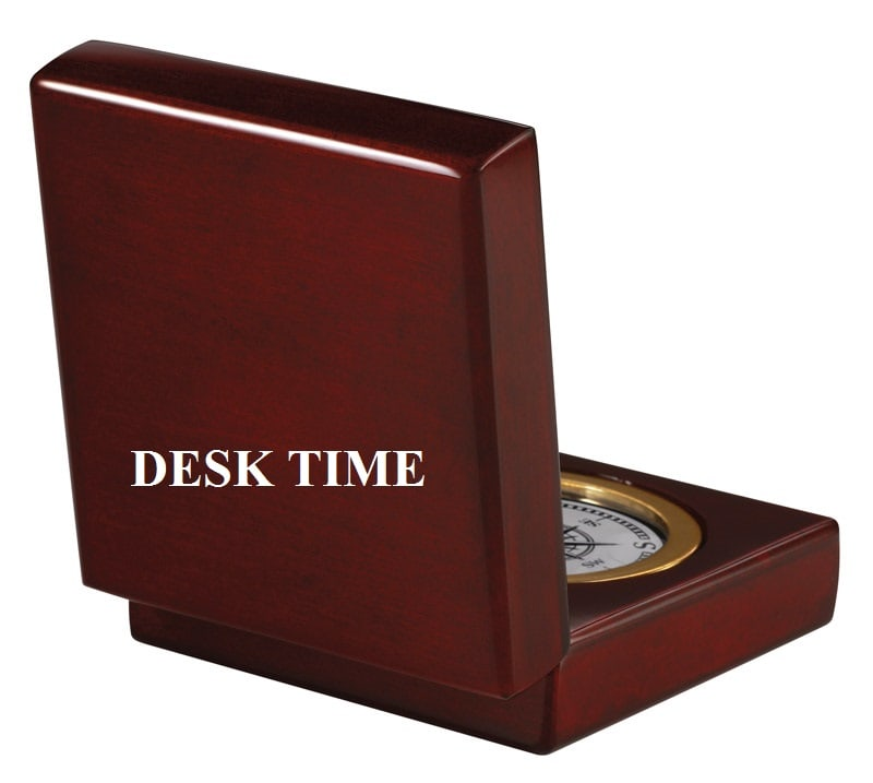Desk Time discount