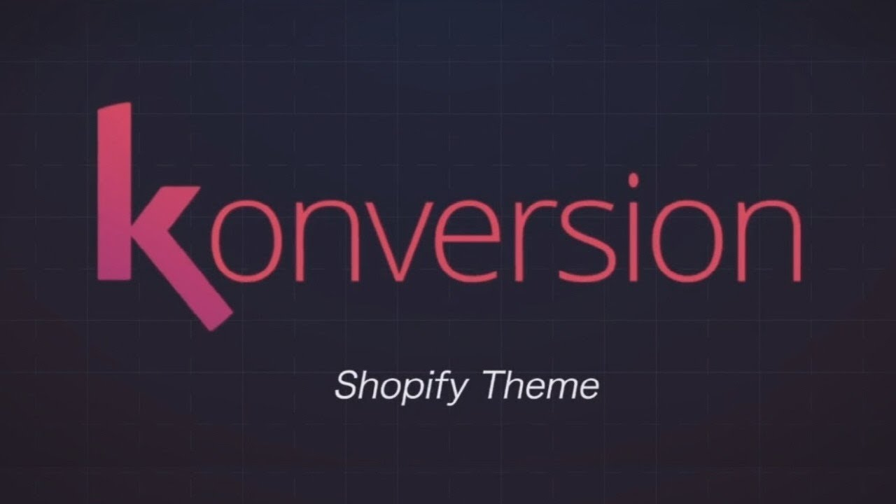 Konversion Theme discount