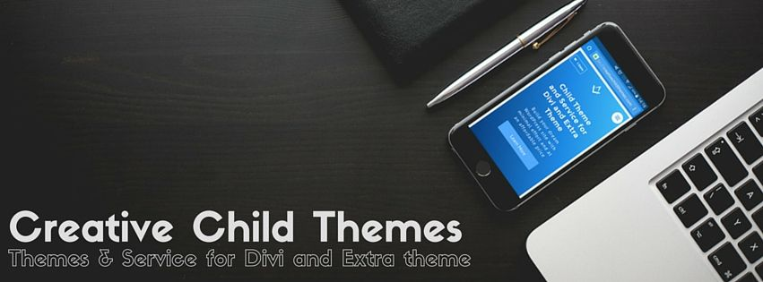 Creative Child Theme