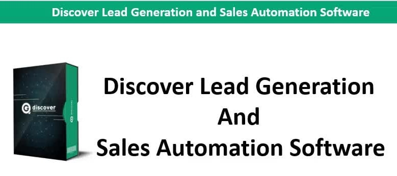 Discover Lead Generation