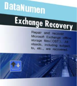 DataNumen Exchange Recovery