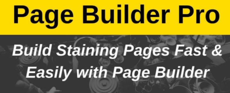 Page Builder Pro