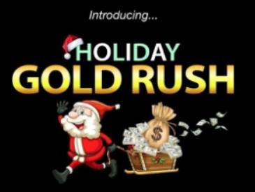 Holiday Gold Rush