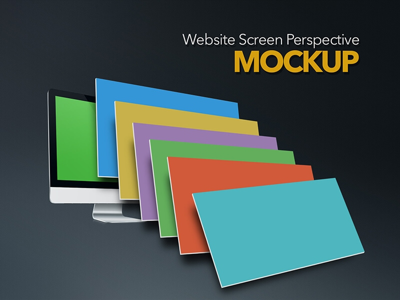 Mockup Screens review