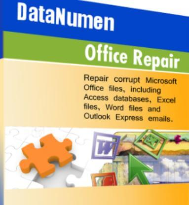 datanumen office repair
