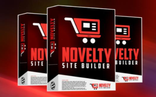 Novelty Site Builder