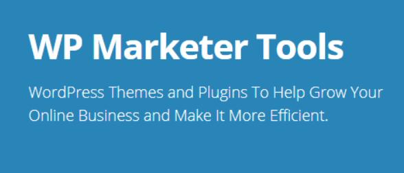 WP Marketer Tools