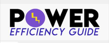 power efficiency guide