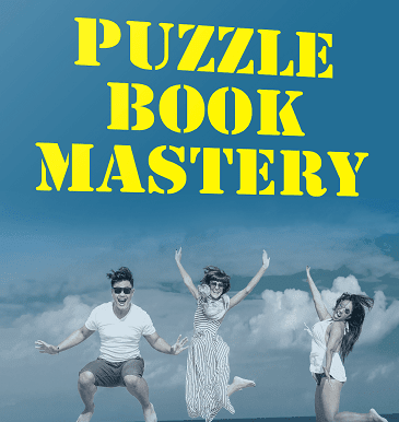 Puzzle Book Mastery