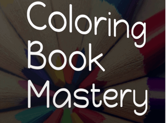 Coloring Book Mastery